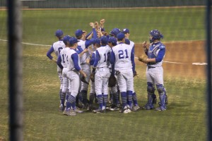 Roo Baseball Begins Playoff Season