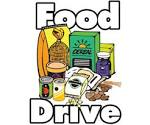 Outreach Club Holds Food Drive