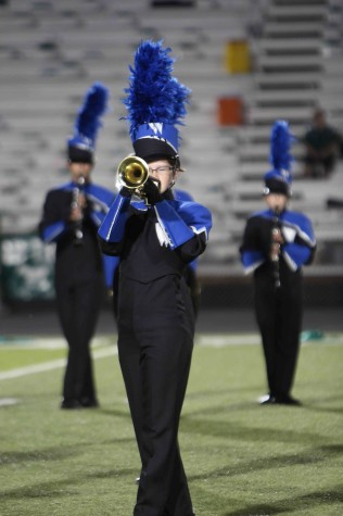 Fightin' Roo Band Brings Home Division 1 Rating