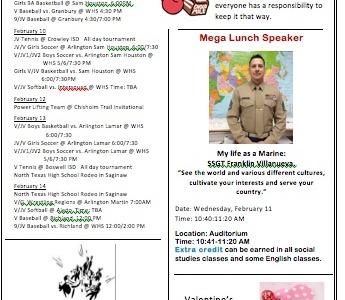 Roo Newsletter 2/8