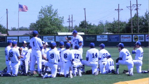 Roo Baseball to Compete in Area Finals May 15-16