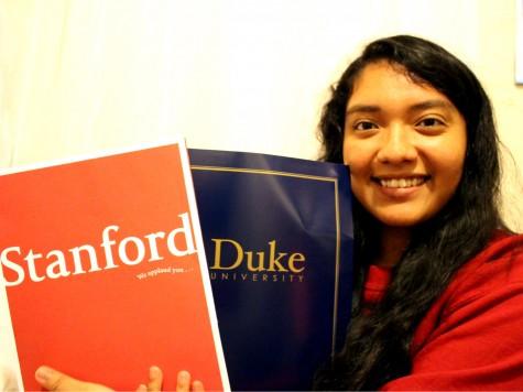 Duke or Stanford?