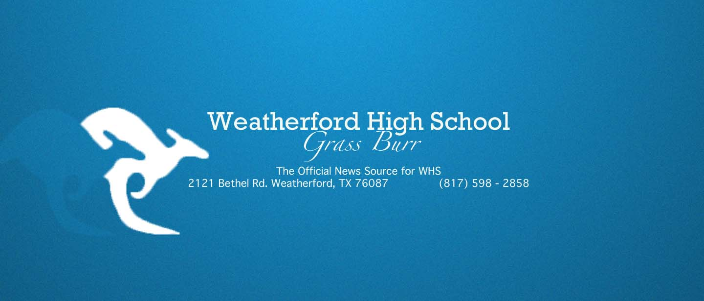 The Official News Source of Weatherford High School and Home of Roo Student Media
