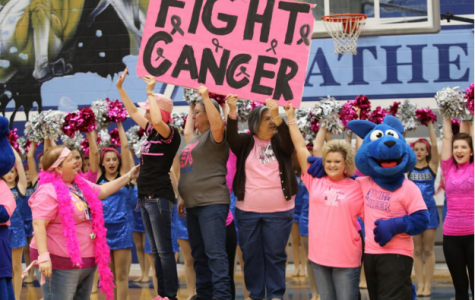 Roo Nation Honors the 'Pink Ladies'