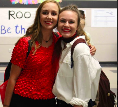 Friends We're Thankful For: Ashland Rector and Skylar Bomberger