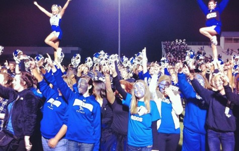 The Roos Dominate the Elks