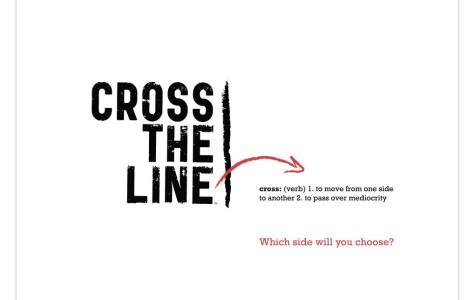 Dare to Cross It