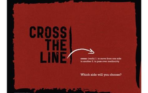 Atrévete a Cruzar la Línea