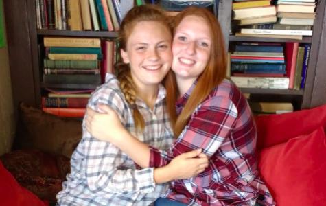 Chloe Peacock and Ericka Wallin: Four Years of Friendship