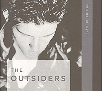 "Alli's Book Nook- ""The Outsiders"""