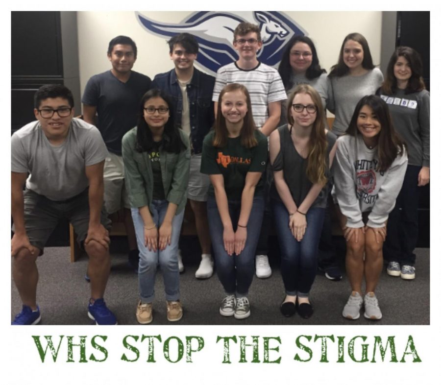 Club Spotlight: WHS Stop The Stigma