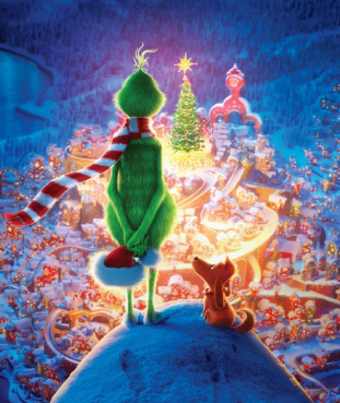Dr. Seuss' The Grinch (2018) Review