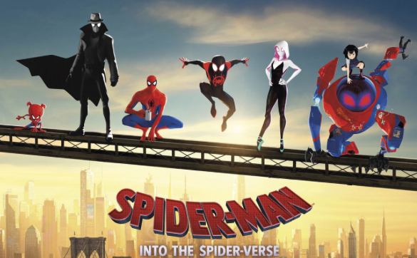 Spider Man Into The Spider Verse Review Whs Grassburr