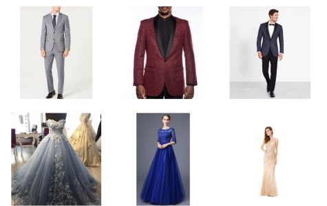 Prom Fashion Advice: A Midsummer Night's Dream