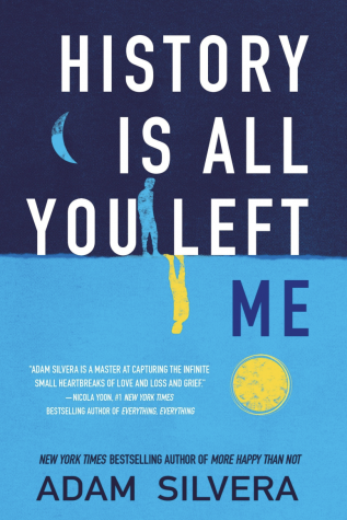 Book Review: History Is All You Left Me