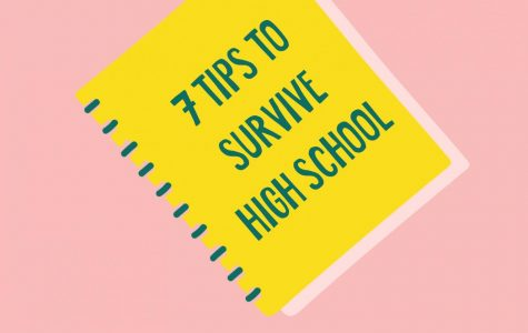 Seven Tips to Survive High School
