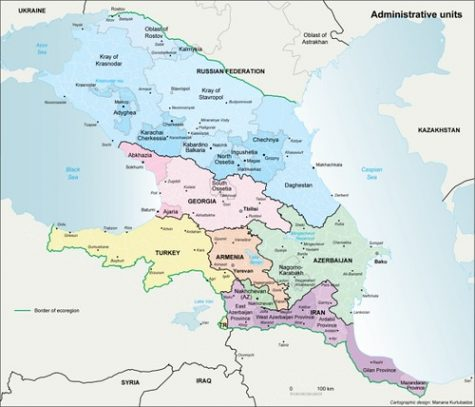Terror in the Caucasus