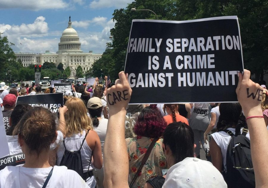 ICE Seprating Families