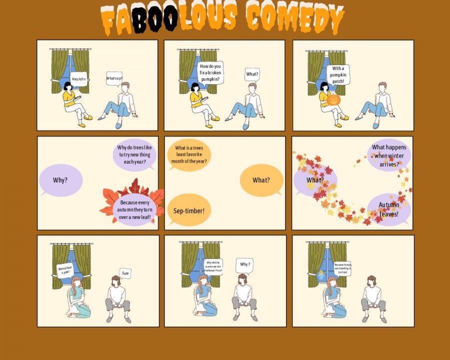 FaBOOlous Comedy